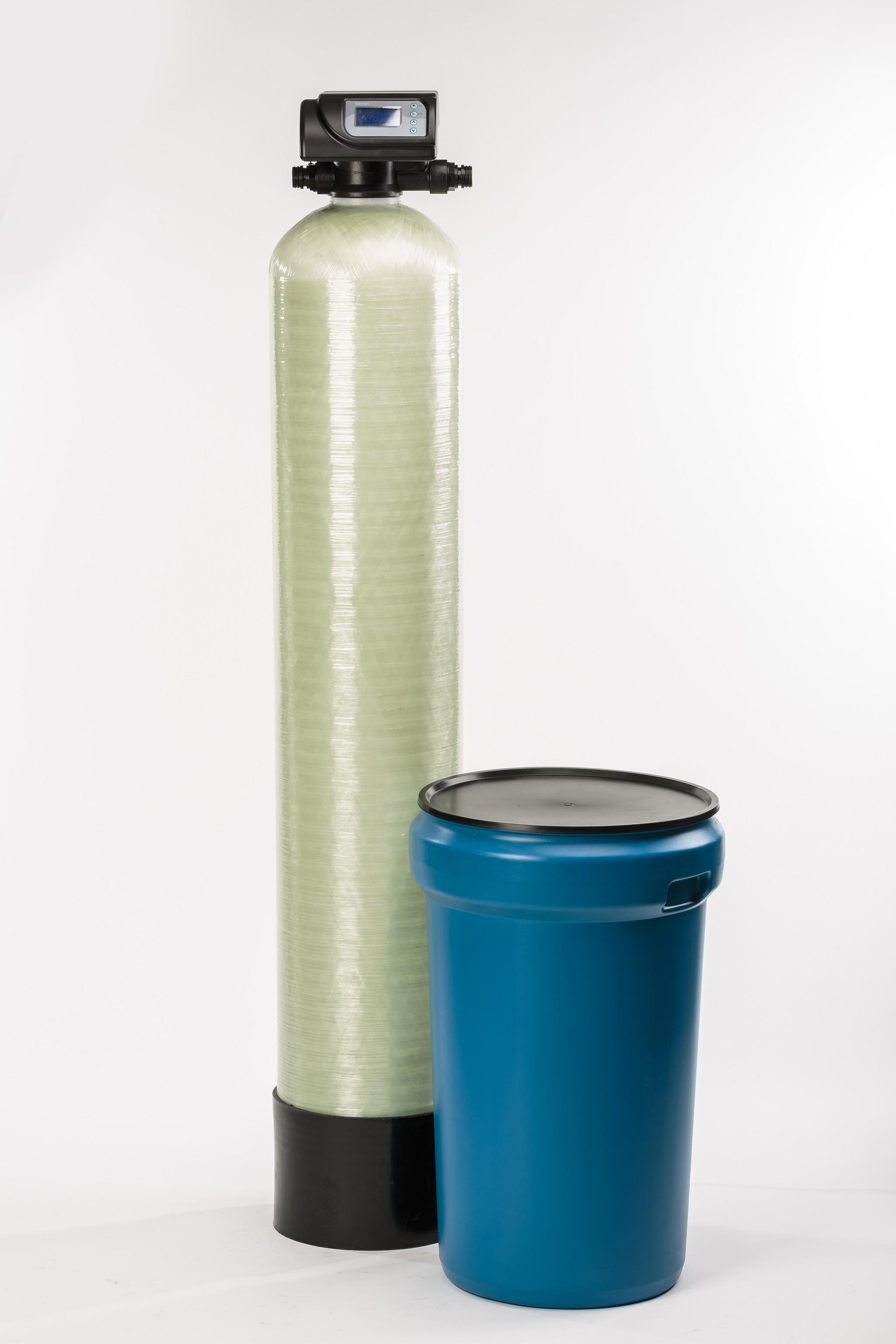 PWT-30,000- 1.0 cu. ft. Softener
